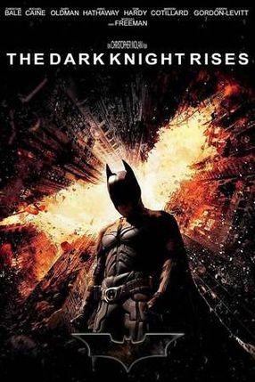 Poster: The Dark Knight Rises