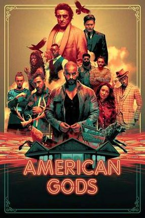Poster: American Gods