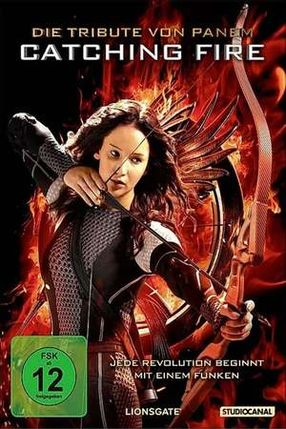 Poster: Die Tribute von Panem - Catching Fire