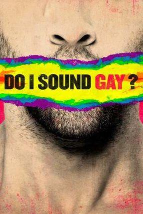 Poster: Do I Sound Gay?