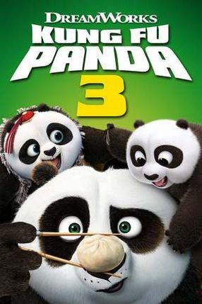 Poster: Kung Fu Panda 3