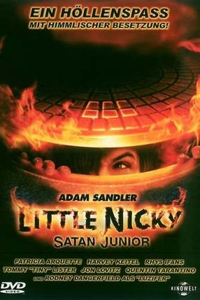 Poster: Little Nicky - Satan Junior