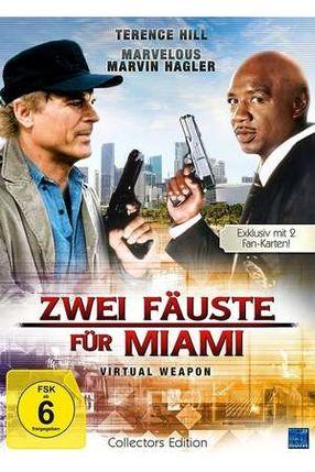 Poster: Zwei Fäuste in Miami