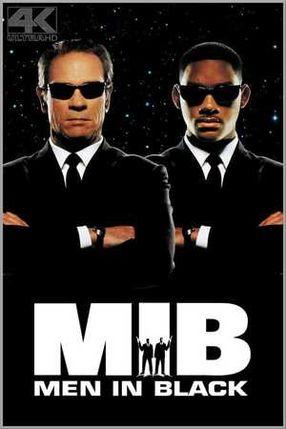 Poster: Men in Black