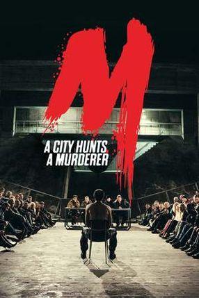 Poster: M – Eine Stadt sucht einen Mörder