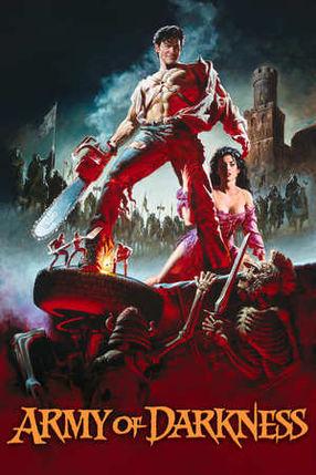 Poster: Tanz der Teufel III: Armee der Finsternis