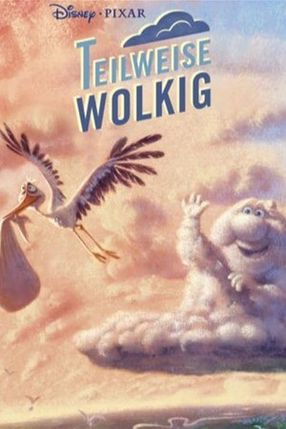 Poster: Teilweise wolkig