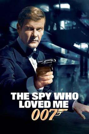 Poster: James Bond 007 - Der Spion, der mich liebte