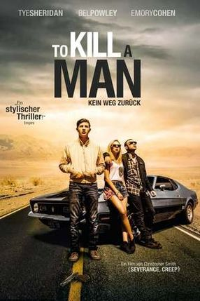 Poster: To Kill a Man