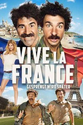 Poster: Vive la France - Gesprengt wird später