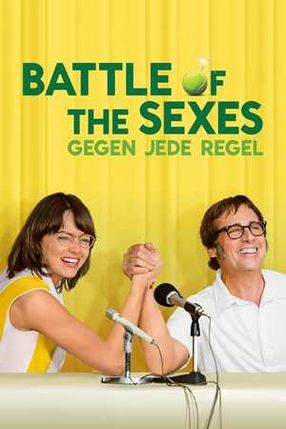 Poster: Battle of the Sexes - Gegen jede Regel
