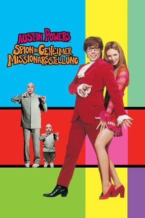 Poster: Austin Powers - Spion in geheimer Missionarsstellung