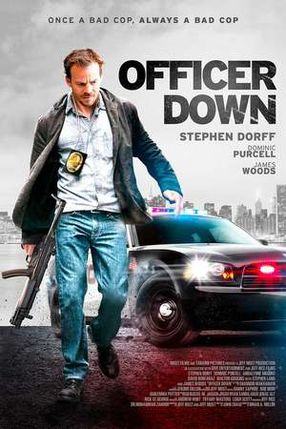 Poster: Officer Down - Dirty Copland