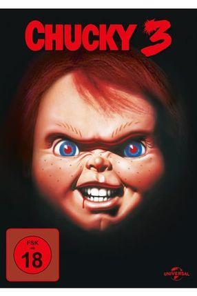 Poster: Chucky 3