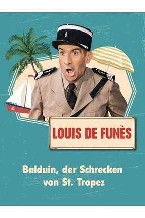 Poster: Balduin, der Schrecken von St. Tropez