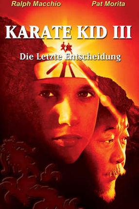 Poster: Karate Kid III - Die letzte Entscheidung