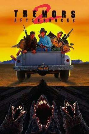 Poster: Tremors 2: Die Rückkehr der Raketenwürmer