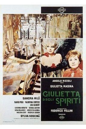 Poster: Julia und die Geister