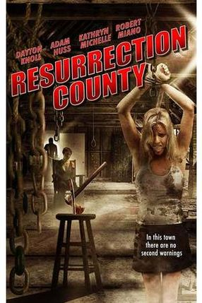 Poster: Resurrection County