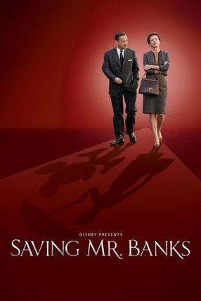 Poster: Saving Mr. Banks