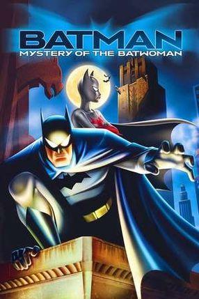 Poster: Batman - Rätsel um Batwoman