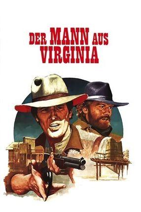 Poster: Der Mann aus Virginia