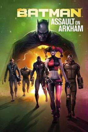 Poster: Batman: Assault on Arkham