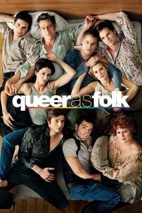Poster: Queer As Folk