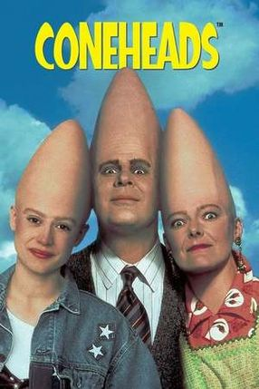 Poster: Die Coneheads