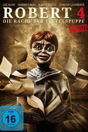 Poster: Robert 4 - Die Rache der Teufelspuppe