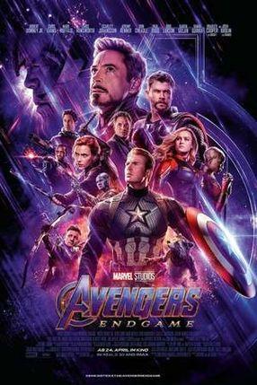 Poster: Avengers: Endgame