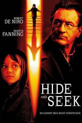 Poster: Hide and Seek - Du kannst dich nicht verstecken