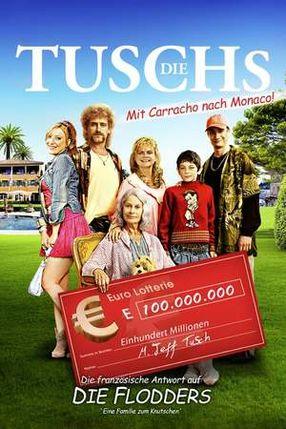 Poster: Die Tuschs - Mit Karacho nach Monaco