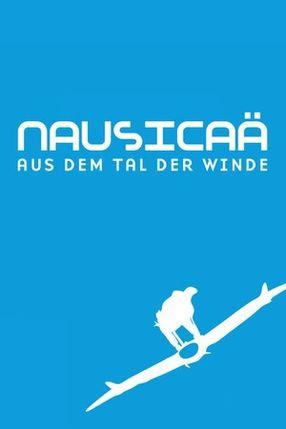 Poster: Nausicaä aus dem Tal der Winde