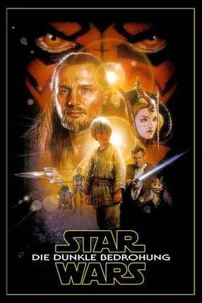 Poster: Star Wars: Episode I - Die dunkle Bedrohung