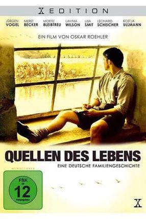 Poster: Quellen des Lebens