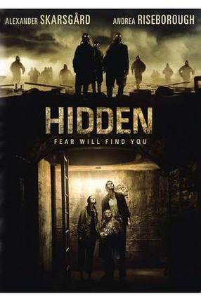Poster: Hidden - Die Angst holt dich ein