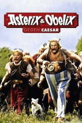Poster: Asterix & Obelix gegen Caesar