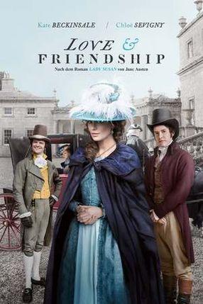 Poster: Love & Friendship