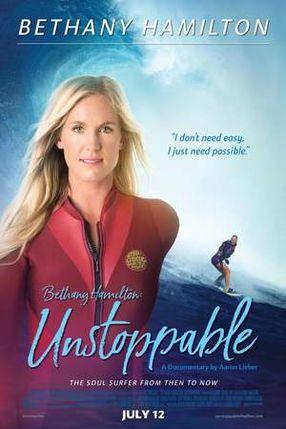 Poster: Bethany Hamilton: Unstoppable