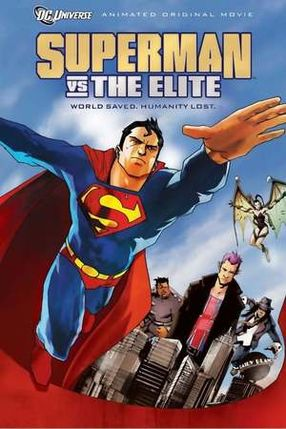 Poster: Superman vs. The Elite