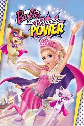 Poster: Barbie in Die Superprinzessin