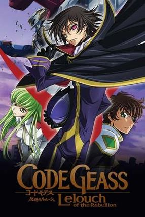 Poster: Code Geass: Lelouch of the Rebellion