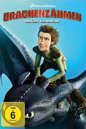 Poster: Drachenzähmen leicht gemacht