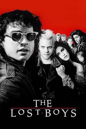 Poster: The Lost Boys
