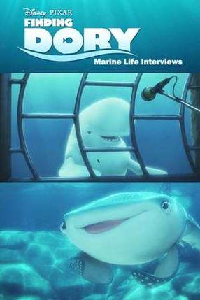 Poster: Findet Dorie: Interviews im Meeresbiologischen Institut