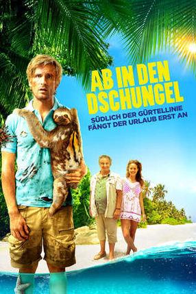 Poster: Ab in den Dschungel