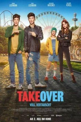 Poster: Takeover - Voll vertauscht