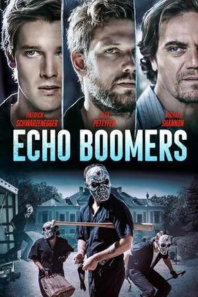 Poster: Echo Boomers