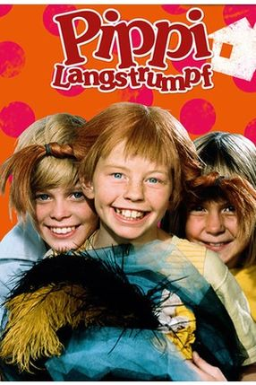 Poster: Pippi Langstrumpf